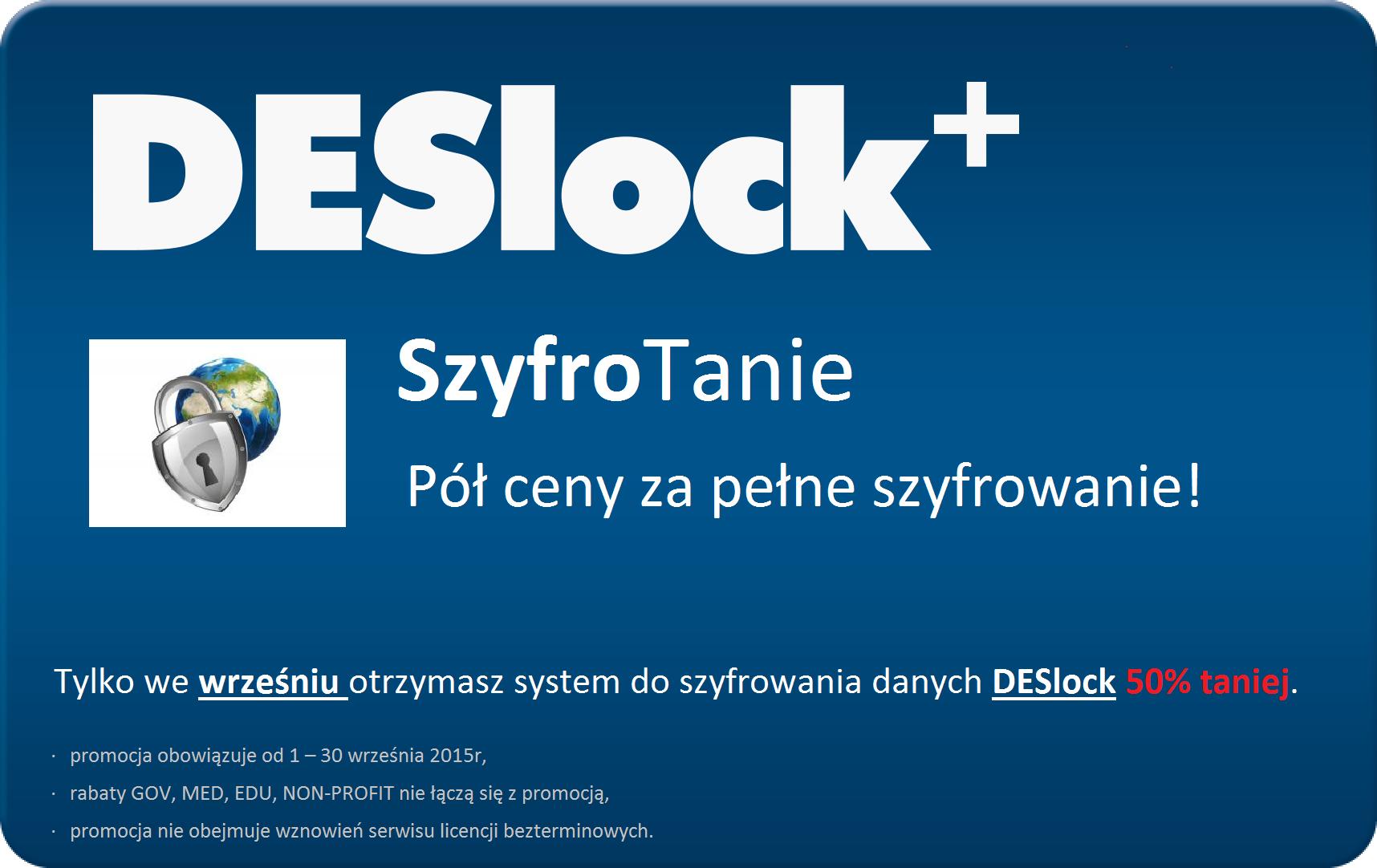Deslock_Promocja